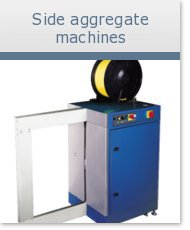 Side aggregate machines